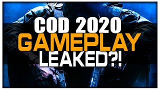 CoD 2020 Gameplay Leaked! | (Cold War or Modern?)