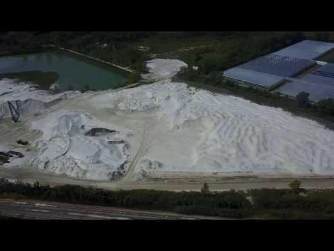 U.S. Silica's Frac Sand Processing Facility, Rockwood, Michigan