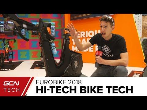 Hi-Tech Road Bike Tech At Eurobike 2018