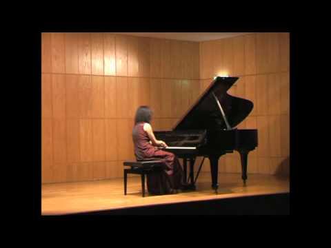 Chopin op. 25 Nr. 12, Luiza Borac