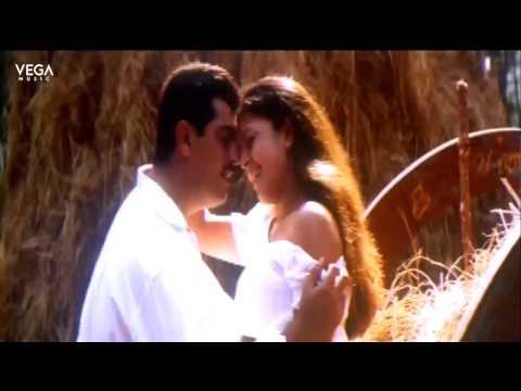 Love Song Of Ajith & Jyothika : O Sakha Sakhai  Song
