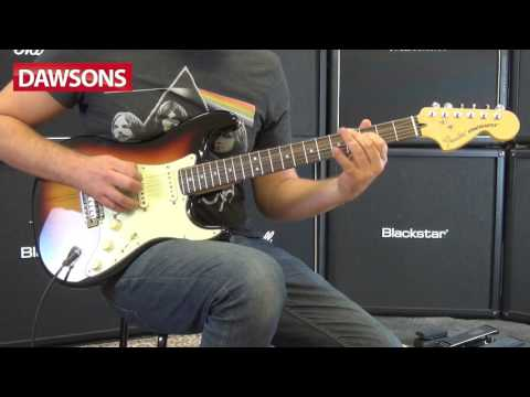 Fender 2016 Deluxe Roadhouse Stratocaster Review
