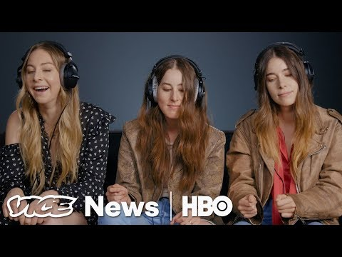 HAIM's Weekly Music Critic Ep. 1 (HBO)