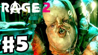 Rage 2 - Gameplay Walkthrough Part 5 - Dr. Kvasir! Ground Control Mission! (PC)