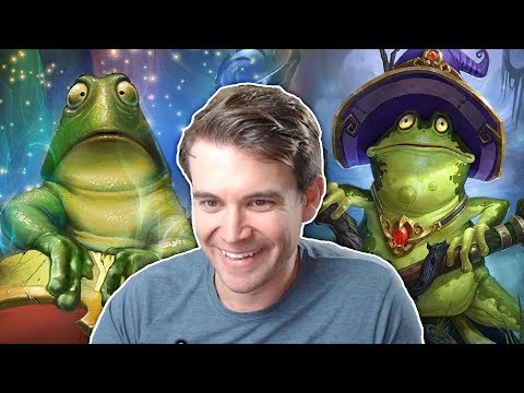 (Hearthstone) Revenge of the Witch's Apprentice