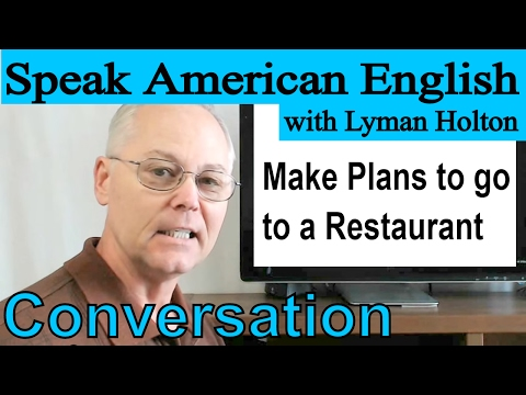 Speak English - Learn English Conversation! #8: Learn American English - Speak American English