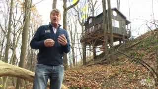 Behind The Build: Wild Butterfly Escape | Treehouse Masters