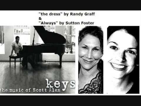 Randy Graff & Sutton Foster