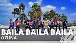 BAILA BAILA BAILA by Ozuna   Zumba   Latin Pop   TML Crew Kramer Pastrana