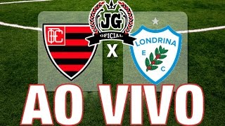 🔴 Londrina x Oeste-SP Ao Vivo 28ª rodada Brasileirão Série B 2016 [CanalJGEsportes]