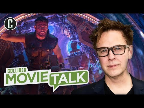 First Avengers: Infinity War Reactions Are In From James Gunn - Movie Talk