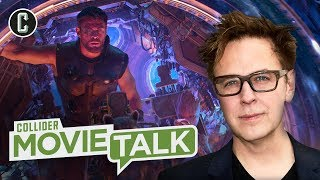 First Avengers: Infinity War Reactions Are In From James Gunn - Movie Talk thumbnail