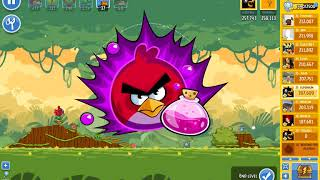 Angry Birds Friends/Tiger Tournament, week 327/A, level 1