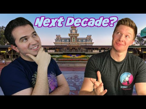 Predictions For The Next Decade At Disney World With Jack Of DSNY Newscast!