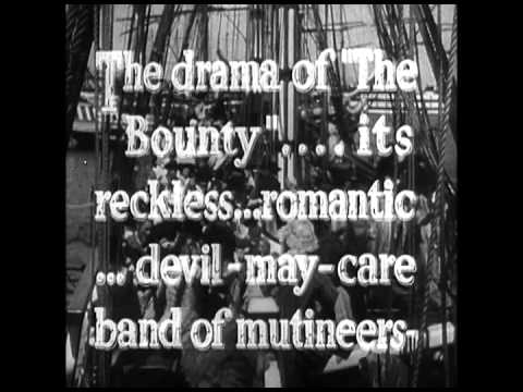Mutiny On The Bounty Trailer 1935