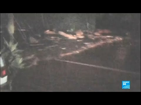 California: Mudslides death toll reaches 17 as rescuers continue desperate search