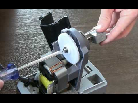 How To Replace Cutters On The X-ACTO School Pro Pencil Sharpener