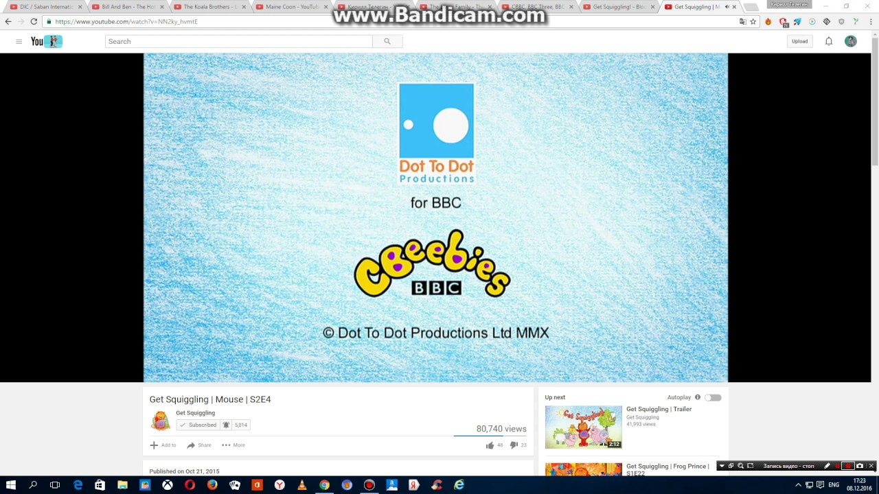 A Dot To Dot Production For CBeebies YouTube