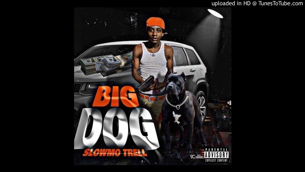 big dog - SlowMo Trell