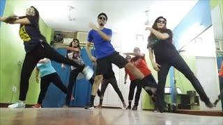 Kala Chashma l Baar Baar Dekho l Bollywood Dance Fitness l Kala Chashma Zumba