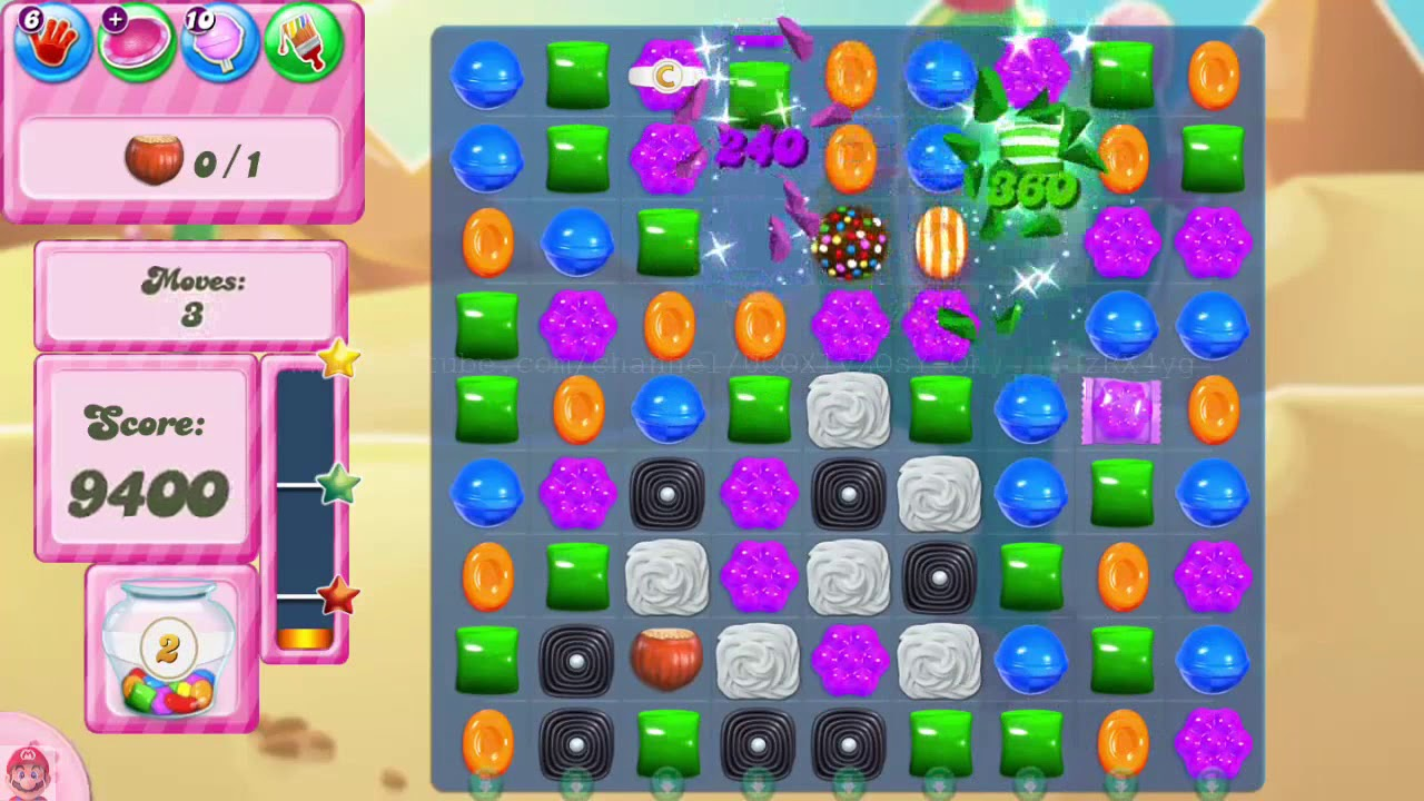 Candy Crush Neu