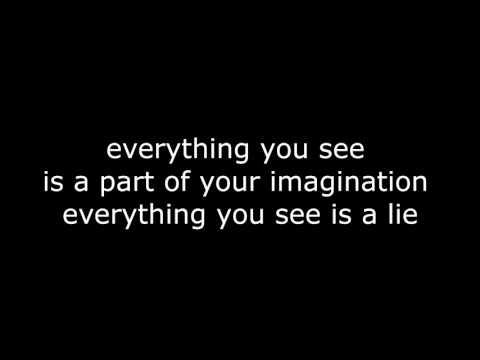 Imegination - lyrics ხელოვნური სუნთქვა