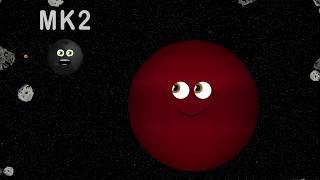 MK2 Moon/Dwarf Planet Makemake
