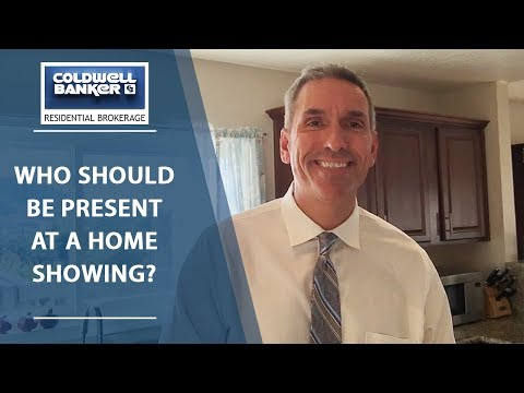San Diego Real Estate Agent: Should You or Your Agent Attend Showings of Your Home?