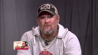 Larry the Cable Guy says #ThanksTO