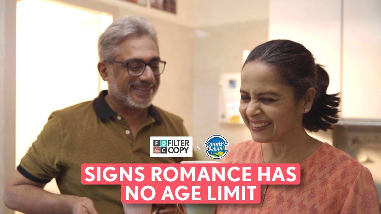 FilterCopy | Signs Romance Has No Age Limit | Ft. Lovleen Mishra & Ivan Rodrigues