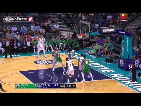 Boston Celtics vs Charlotte Hornets - Full Game Highlights | October 11,2017 | 2017 NBA Preseason