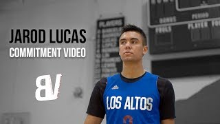 Jarod Lucas - College Commitment Video