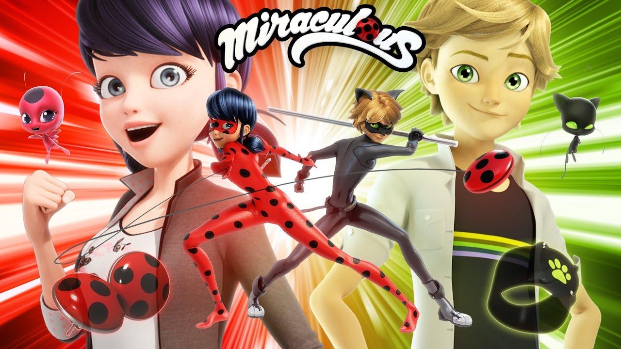 Miraculous Ladybug Folge 1 Deutsch