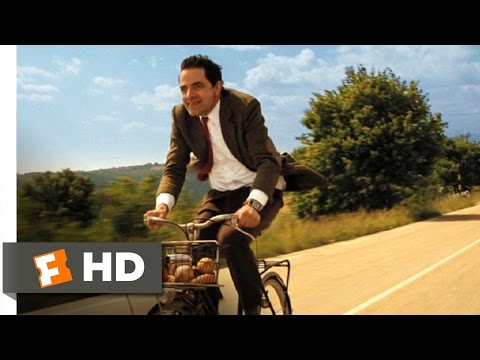 Mr. Bean's Holiday 410 Movie   Bike Ride 2007 HD