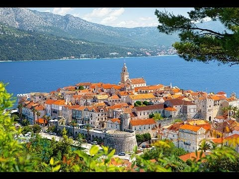 Korcula Old Town, Korcula island, Croatia
