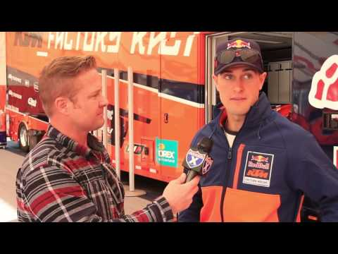 Racer X Films 2016 Anaheim 1 Press Day