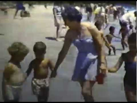 1940's - 1950's Home Video of NYC & DC