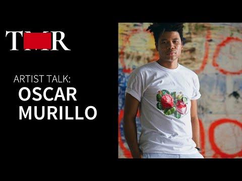 ARTIST TALKS: Oscar Murillo