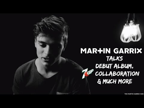 Martin Garrix talks Debut  7UP Collaboration & much more  HITS 973