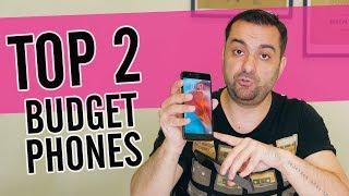 Best Cheap Smartphones 2018 -  M-Horse Pure2 VS Nubia M2