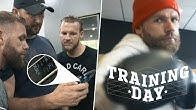 """Training Day: Billy Joe Saunders 