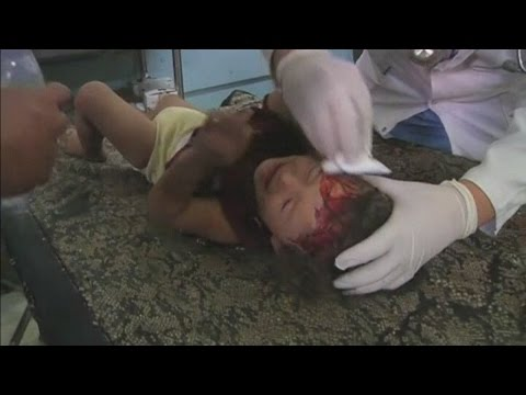 The view from inside Gaza as Israel increases attacks | Channel 4 News