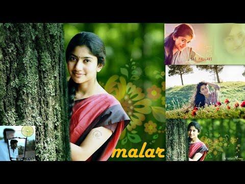 Sai Pallavi - Premam Malar Mass Dance Video in Premam Movie