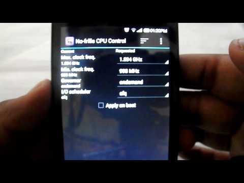 Xiaomi Redmi 1S - Extend Battery Life : Must watch  | Greek Tech