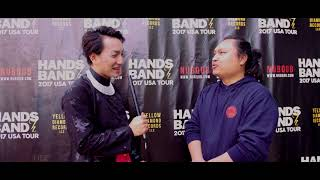 Fresno Hmong New Year 2018 - Hands Band Interview in 4K