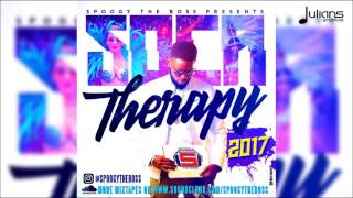 "Soca Threapy Vol. 2 by Spoogy The Boss ""2017 Soca Mix"""