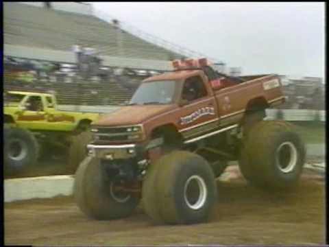 Pocono Speedway 1990