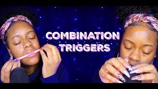 ASMR | Combination Triggers That Will Make You Tingle FAST 💖💤