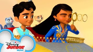 Mystery in the Sky | Mira, Royal Detective | Disney Junior