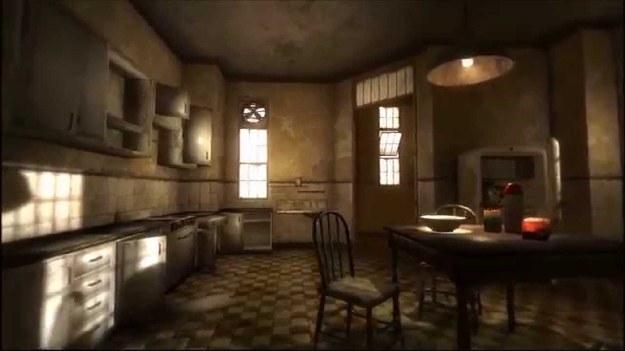 【unity Asset Store】dirty Kitchen Set Youtube